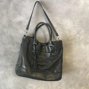 Tignanello Black Shoulder bag purse